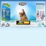 Schick Hydro 100% Cash Back Promotion