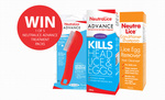 Win 1 of 5 NeutraLice Advance Treatment Packs from Family Health Diary