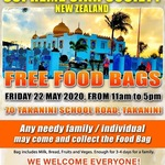 Free Food Bags for Families @ Supreme Sikh Society of NZ (Auckland)
