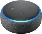 Amazon Echo Dot (3rd Generation) Buy 1 Get 1 Free $84 @ Harvey Norman