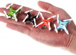 Cheerson CX-STARS 2.4g 4CH Mini Quadcopter Pocket Drone Helicopter UFO US@ Newfrog