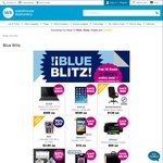 Blue Blitz: TDK 8GB USB Drive 5 Pack - $19.90, iPad Air 16GB - $549 + More @ Warehouse Stationary