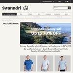 Swandri One Day Sale - up to 70% off Summer Styles