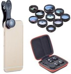 40% off on APL DG10 10-in-1 Smartphone Lens Set $12.81 USD (~ $19.35 NZD) + Free Shipping @ DD4