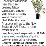 Win a Feijoa Tree, Plus Two Tubs of The Feijoa Yoghurt from The Dominion Post