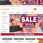Up to 45% off Mega Markdown Sale (e.g. Bonnell Spring Mattress for $99.99) @ HomeMart