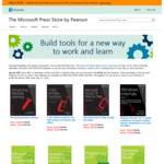Save up to 50% on Developer Books & eBooks @ Microsoft Press