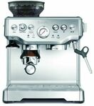 Breville BES870 Barista Express Espresso Machine - $629.10 @ The Market