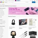 15% off 100 Participating Stores @ eBay