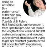 Win a Double Pass to Tourists from The Dominion Post (Wellington)