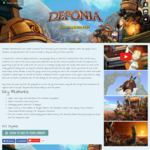 [PC DRM-Free] Free Deponia @ Indiegala