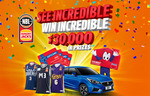 Win a 2019 MG3 Excite & Chemist Warehouse/Hungry Jack's Vouchers Worth Over $35,000 from NBL