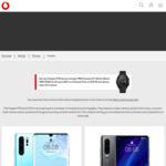 Huawei P30 Pro/P30 | $451 off w/ $59.99 Plan | Free Huawei GT Watch @ Vodafone
