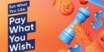 Pay What You Want Wednesdays @ Joylab Restaurants (Auckland)