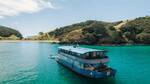 Win Tickets to The Rock Adventure Cruise (up to 20 People) Including Meals, Accommodation, Activities from The NZ Herald