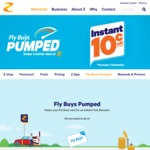 10 Cents off Per Litre at Z Using Flybuys (Thurs 7 Sept Only)