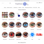 25% OFF Your Order at Fashion Lens