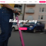 10 Minutes Free on Flamingo Scooters