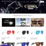 Blenders Eyewear Backs The Flags 30% off