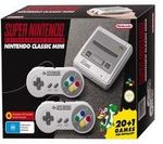 Nintendo Classic Mini Super Nintendo Entertainment System Console $118.84 with Warehouse Money Visa ($125.10 without)