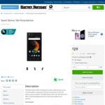 $29 Skinny Tahi Smartphone @ Harvey Norman