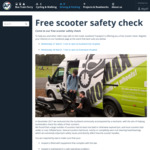 Free Scooter Safety Check by Auckland Transport