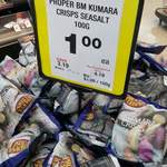 Countdown Special - Proper BM Kumara Crisps Seasalt 100G $1.00