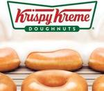 Free Original Glazed Doughnut @ Krispy Kreme (Email Subscription)
