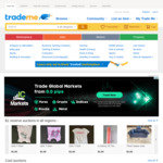 Trademe - 25% off General Item Success Fees if Listed between Fri 30 Oct - Sun 01 Nov