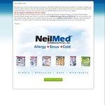 Free Neilmed Sinus Rinse Kit (Normally $20ish)