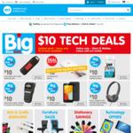 Warehouse Stationery $10 Deals: 64GB USB Stick $10, Brother Label Maker $10 (+ $10 after Cashback)