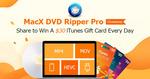 Free: MacX DVD Ripper Pro 6.1.1 (Save $47.95) @ Macxdvd