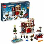LEGO Creator: Winter Village Fire Station 10263 $99 + Shipping @ Mighty Ape