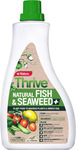 Thrive 1L Natural Fish And Seaweed Plus Plant Food Concentrate $6.50 @ Bunnings Warehouse