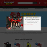 $10 Free Credit for Supercheap Club Members
