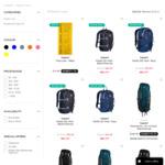 T7 Bag Deals: Kinetic 30L Pack $35.38 (Was $119.99); Aerial 60 Wheelie Bag $45.91 (Was $199.99) @ Torpedo 7