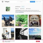 Win 1 of 12 Various Prizes from Joolz, Including a Joolz Day Studio Pram + More [Instagram Entry]