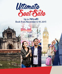 Return Flights to Manila, Phillipines from Auckland $611 via Philippine Airlines
