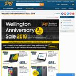 Wellington Anniversary Sale 2018 - Pbtech