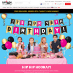 50% off When You Spend $25+ @ Smiggle