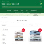 All Flannelette Sheet Sets (All Sizes) $49 at Bed Bath and beyond