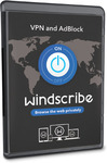 Free 50GB Per Month for 12 Months @ Windscribe VPN