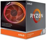AMD Ryzen 9 3900X 3.8 Ghz 12-Core AM4 Processor US$419.99 (~NZ$765 Shipped) @ Amazon