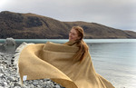 Win a Herringbone Pure Wool Throw (Valued at $185) from This NZ Life