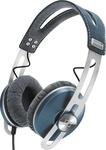 Sennheiser Momentum On-Ear Headphones - Blue - $149 Previously $399.99 @ Mighty Ape
