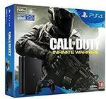 Amazon.co.uk - Playstion 4 500GB Call of Duty Infinite Warfare Bundle - GBP 179.48 (~NZD $330.78) Delivered