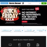 Harvey Norman Black Friday - $395 Simpson 6.5kg Washing Machine, $119 JBL Flip 4, $399 Dyson Big Ball Vacuum + More