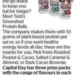 Win 1 of 3 Tasti's 62 Smooshed Protein Balls Packs from The Dominion Post
