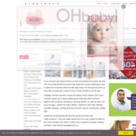 Win 1 of 2 Zoono Baby Bundles from Oh Baby