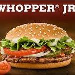 Free Whooper Junior for Breaker's 90 Point+ Game (Auckland)